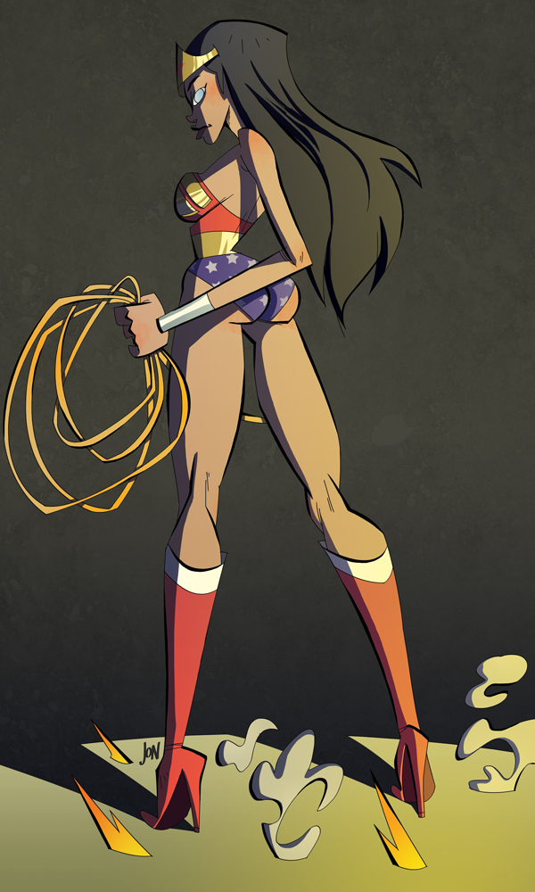 Wonder Woman by J0N-Lankry