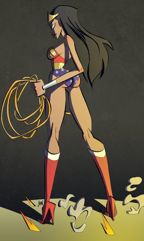 Wonder Woman by J0N-Lankry