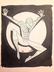 Spider-Man by J0N-Lankry