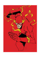 The Flash by J0N-Lankry