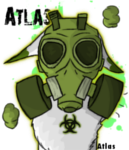 Post-Apocalyptic Dog by Blue-Titan