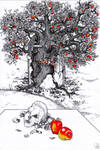 Snow White Destructive tree