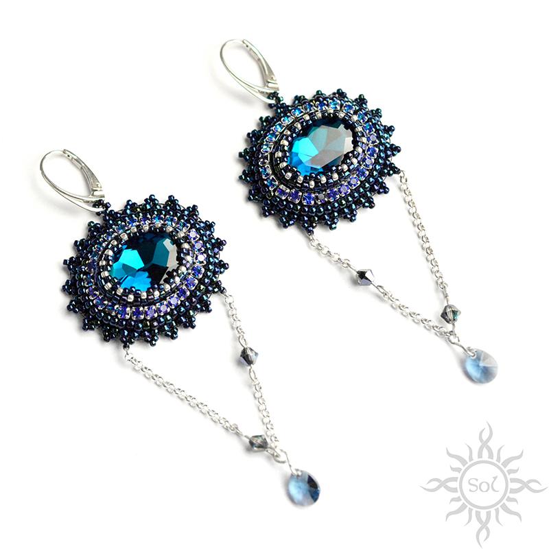 Aiwenor earrings by Sol89