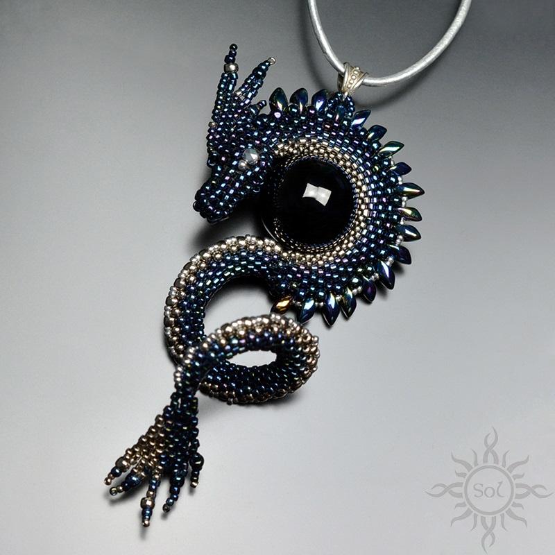 Fenrann pendant by Sol89