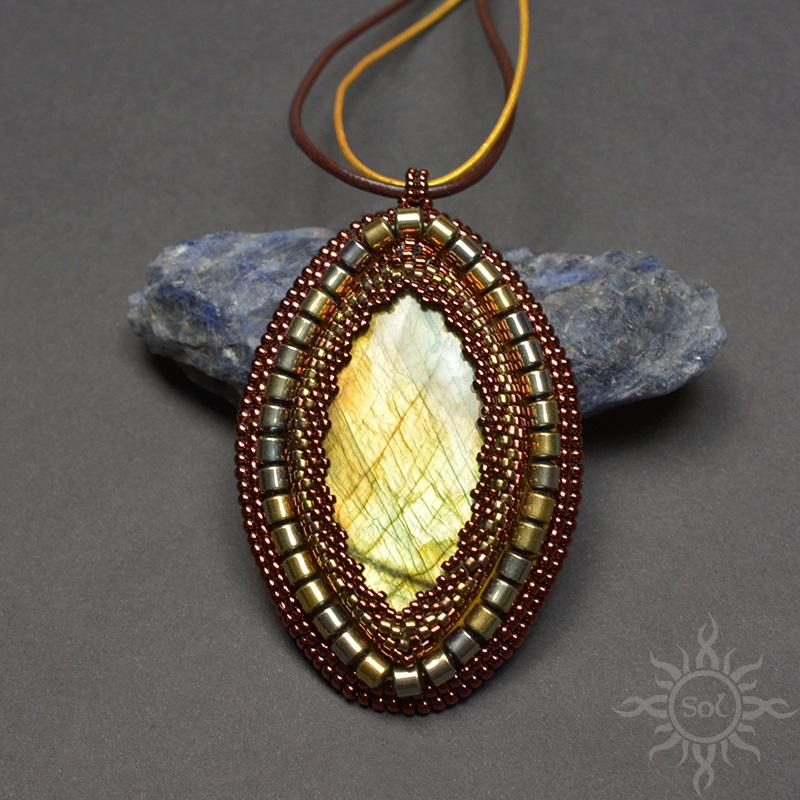 Foldi pendant by Sol89