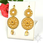 Lesaur II earrings by Sol89