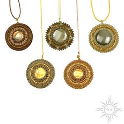 Sun pendants