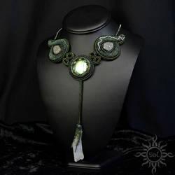 Druid Jewel necklace