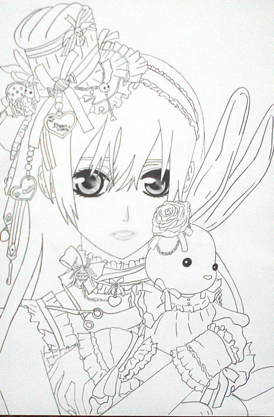 vampire knight yuki by crazykiwi4ever on deviantart