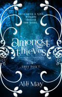 Amongst Thieves | Wattpad Cover by sugarsweetmiracles