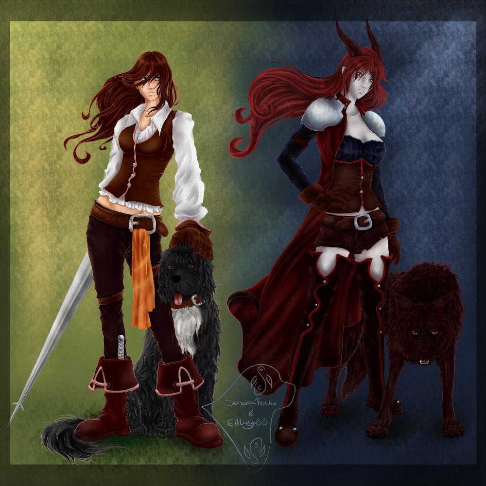 Fable II Heroine by Elflady88
