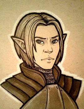Dragon Age OC: Erik Aratorn