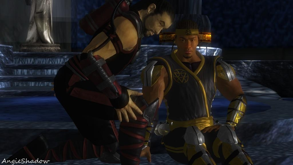 Cyrax and Sektor by An...