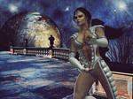 Queen Sindel by AngShadow