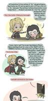 Loki's Softer Side