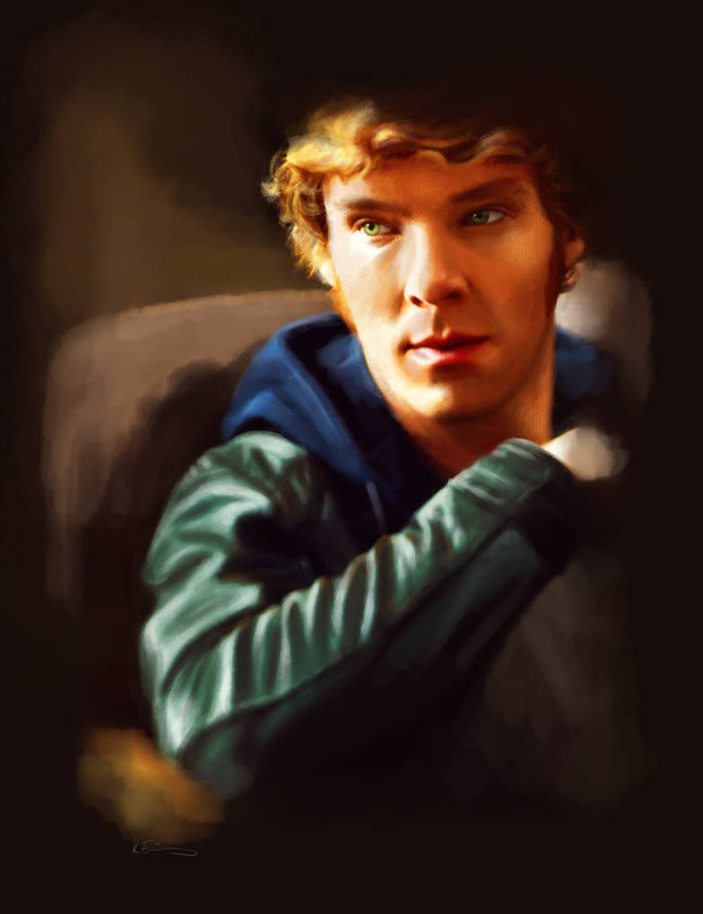 Benny in Colour