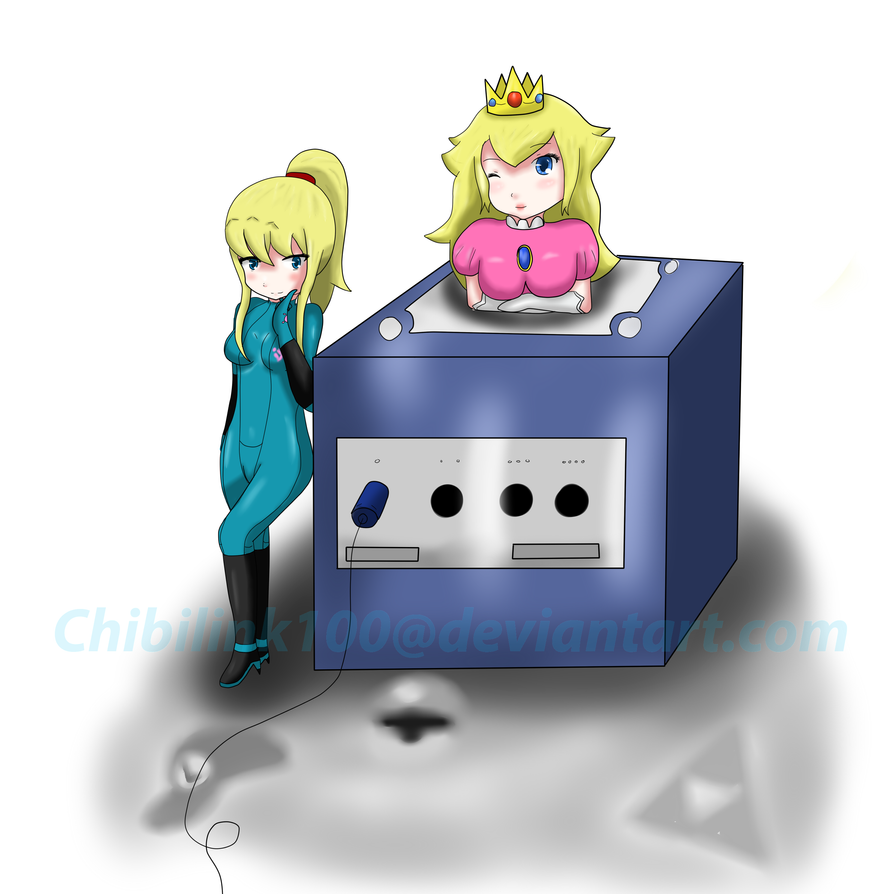lets play GAMECUBE by Ivy-Desu
