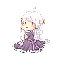 Pixel Iris by Ivy-Desu