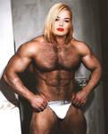 Masculine Margot Robbie
