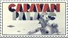 Stamp: Caravan Palace by Rynndig