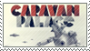 Stamp: Caravan Palace by Rynndigo
