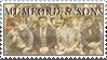 Stamp: Mumford and Sons