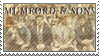 Stamp: Mumford and Sons by Araktugage