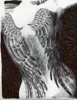 Art Projects - 'Angel Wings' by KadberryF