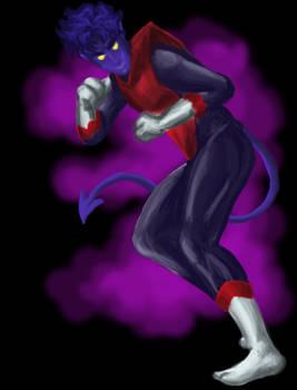 Nightcrawler - Speedpaint