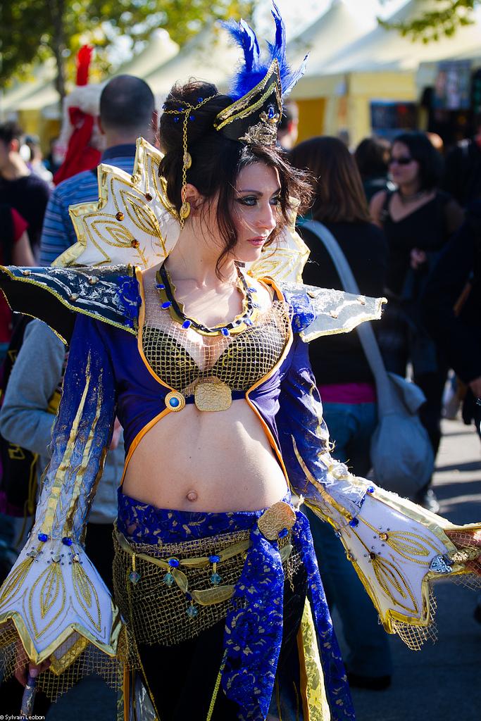 Zhen Ji - Dynasty Warriors 7 by PamelaColnaghi on DeviantArt