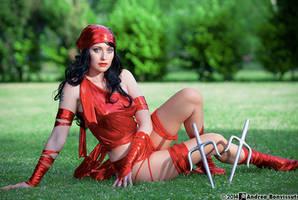 Elektra by PamelaColnaghi