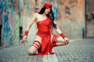 Elektra Natchios by PamelaColnaghi