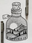 Sunshine In A Bottle