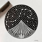Scorpius Constellation
