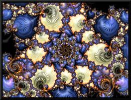 Symphony in Blue by Ksm17