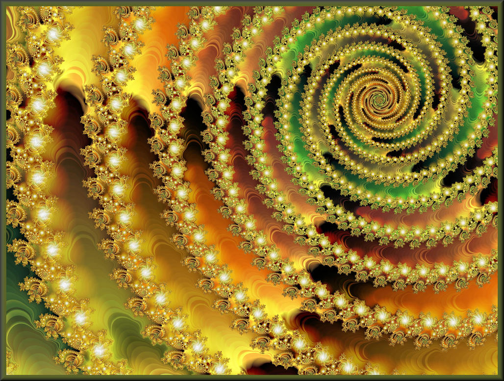 Concentric Spirals by Ksm17