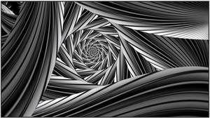 Striped Spiral