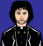Preacher Jesse Custer by BeeEmDoubleU