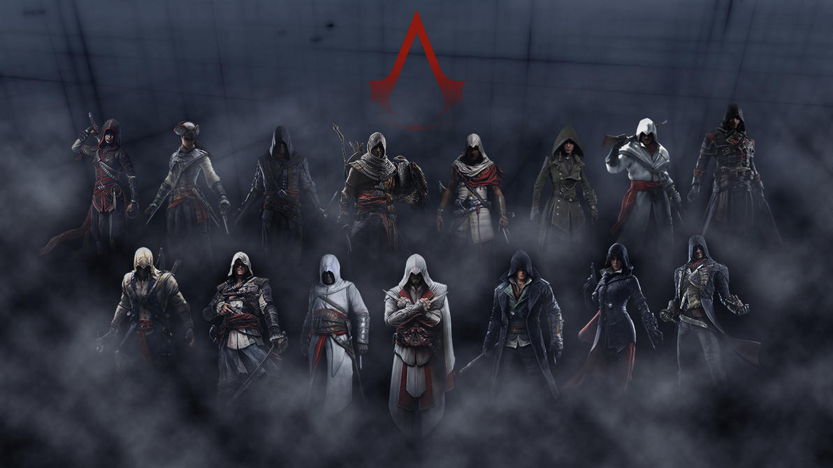 assassin's creed wallpaper 2017volkrex on deviantart