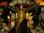 Voldemort At The Gates Of Hell