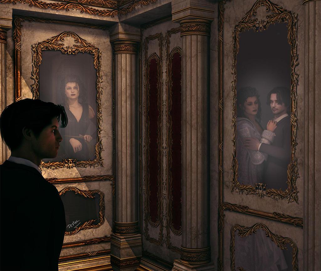 Elemental: Bella's Museum by deslea