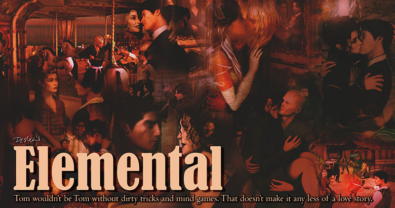elemental banner