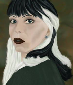 Narcissa Digital Painting (Improved)
