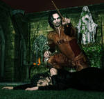 You Can't Have Her (Bellatrix/Rodolphus)