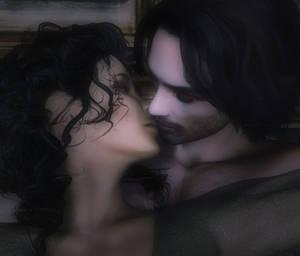 Witching Hour (Bellatrix/Rodolphus)