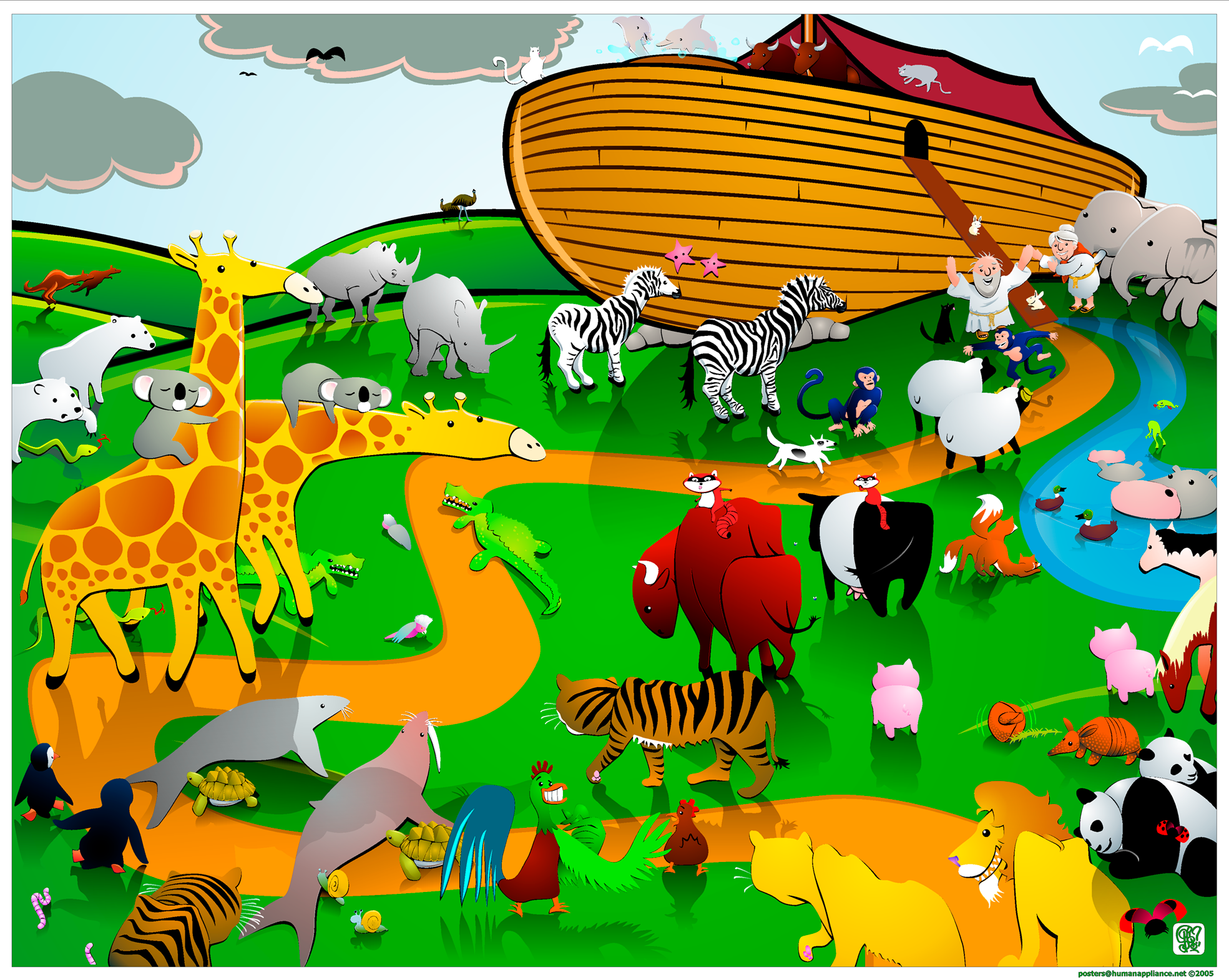 Cute Noah S Ark Animals Coloring Pages Cute Best Free Coloring Pages