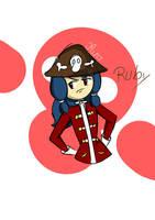 Ruby la Rouge!  by Miralolly