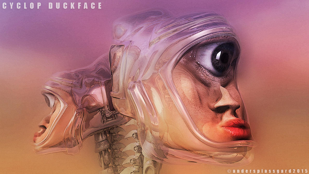 Cyklop Duckface by Plassgard