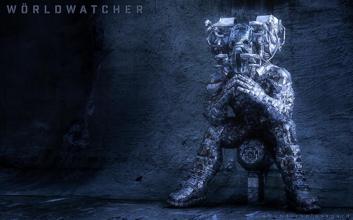 Worldwatcher by Plassgard