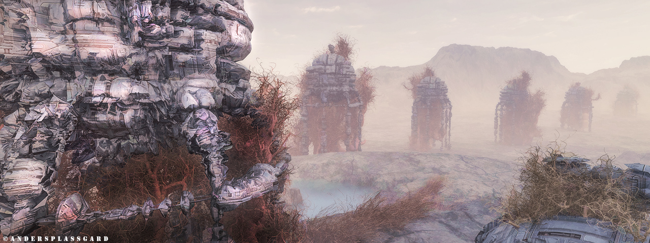 Valley of Lost Tech by Plassgard